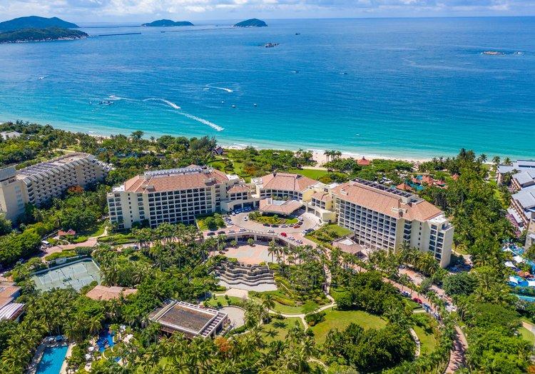 三亚亚龙湾万豪 度假酒店